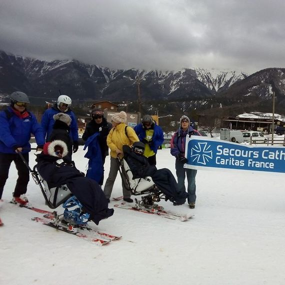 20 ans sur les fauteuils-ski!