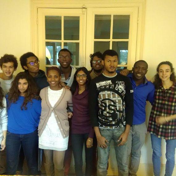 Les Young Caritas de l'Essonne au Sénégal !