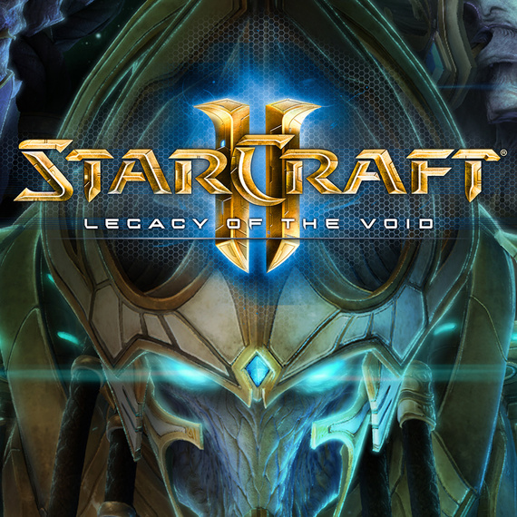 Marathon Gaming : StarCraft II - Legacy of the Void