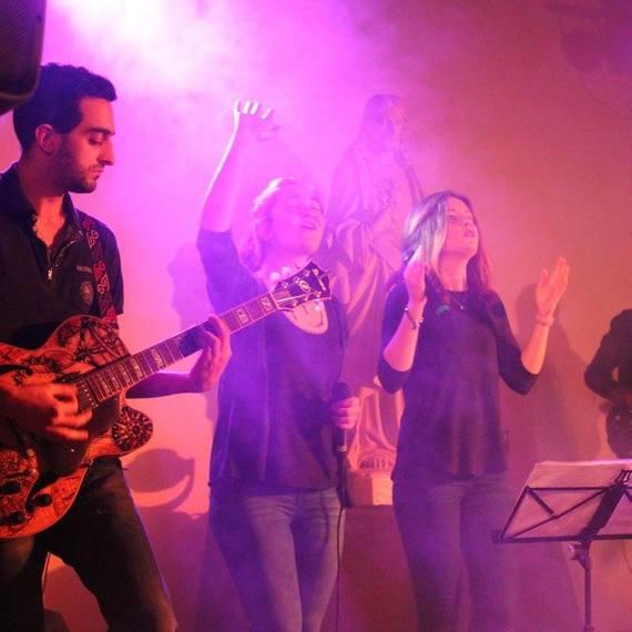 Concert Albi Pop Louange