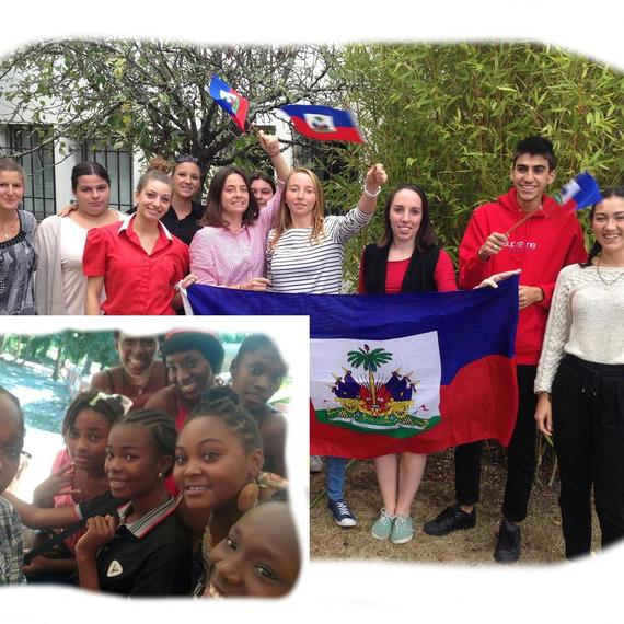 club caritas Haïti 2017