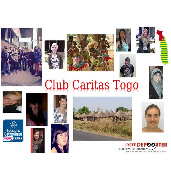 Club Caritas TOGO 2015