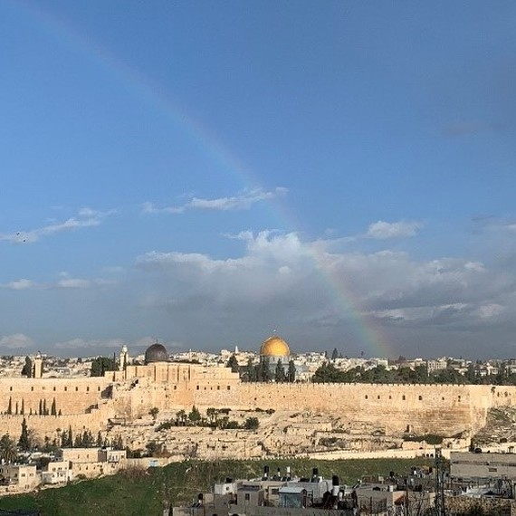 Solidarity with religious communities of the Holy Land