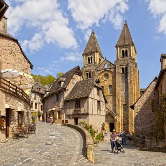 Voyage de l'Espérance de la Gironde à Conques